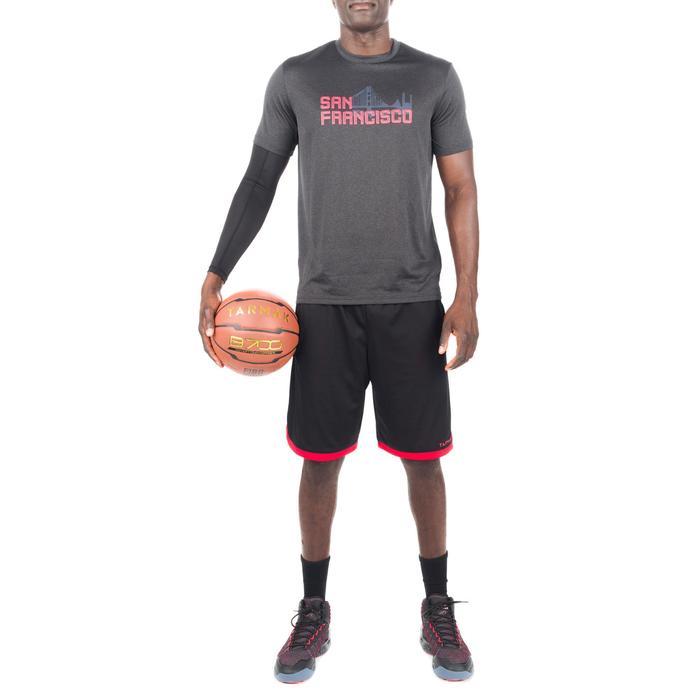 Basketballshirt Fast San Francisco Fortgeschrittene Herren grau