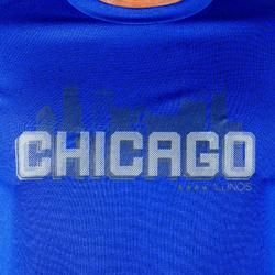 Basketball Jersey - Chicago Blue/Grey