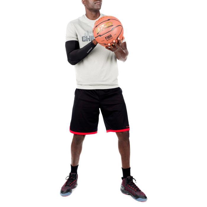Basketballshirt Fast Chicago Herren Fortgeschrittene grau