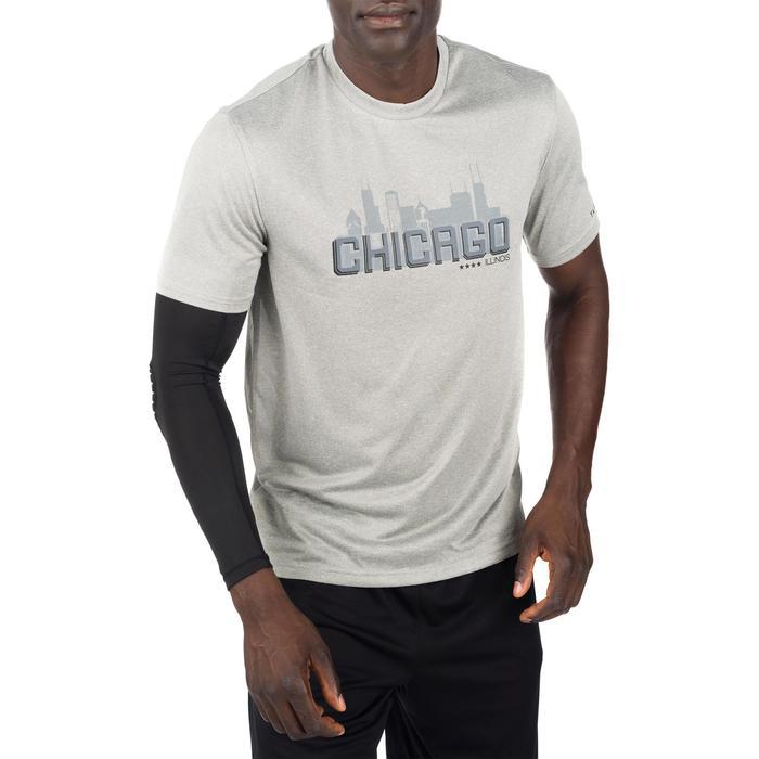 Basketbal T-shirt Fast Chicago