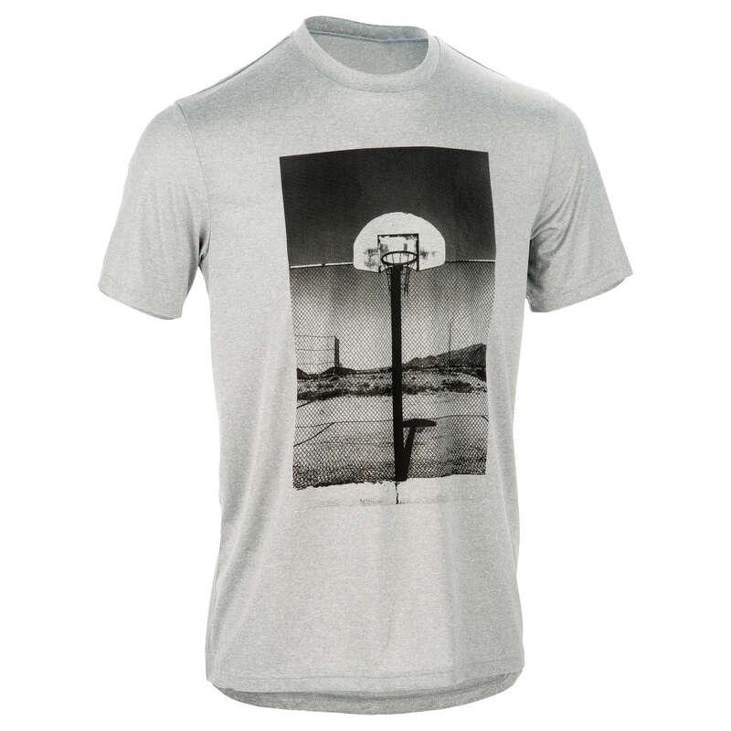 MAN BASKETBALL OUTFIT Basketball - Fast Photo Bball T-Shirt TARMAK - Basketball Clothes