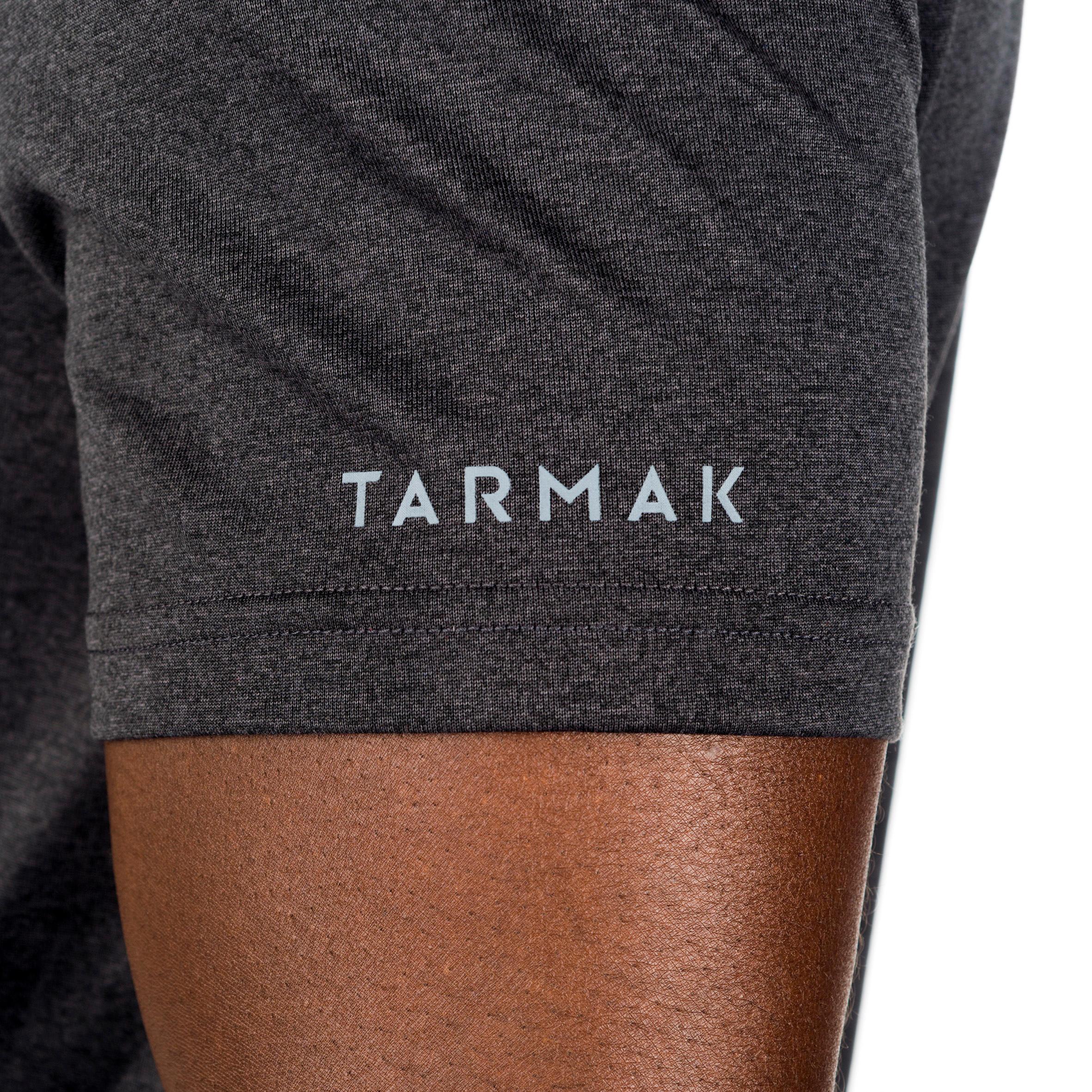 T-SHIRT DE BASKETBALL HOMME DEBUTANT/CONFIRMÉ FAST TARMAK CLEVELAND NOIR