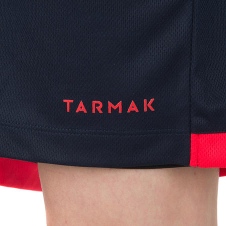 SH500 Intermediate Women's Basketball Shorts - Navy Blue