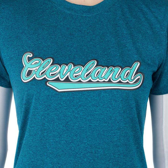 Basketbal T-shirt Fast Cleveland (dames)