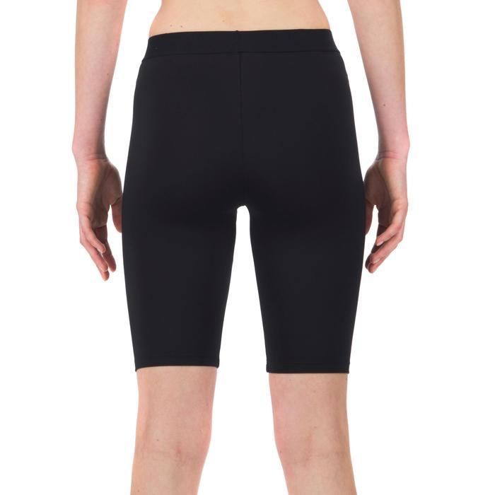 Pantalón Corto Interior Térmico Baloncesto Tarmak USH500 Mujer Negro