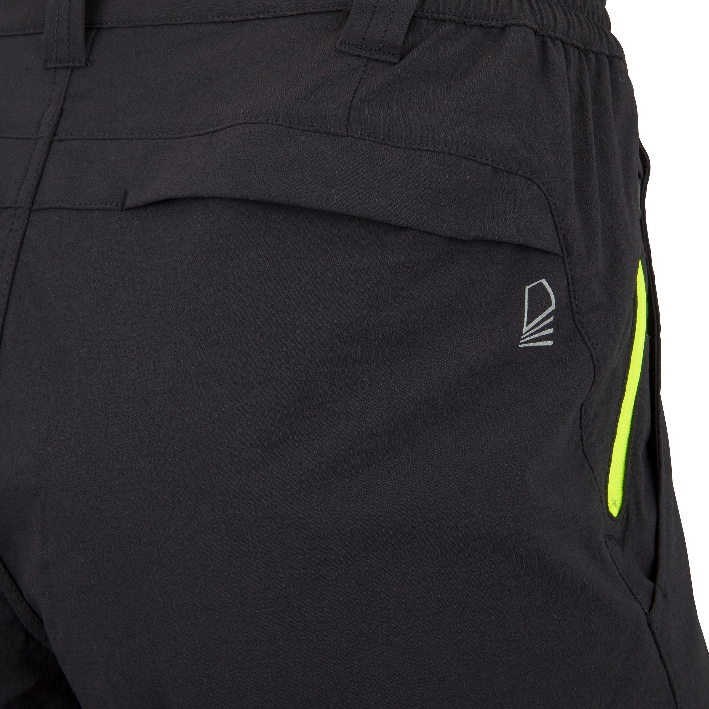 Bermuda shorts for regattas Race men's black
