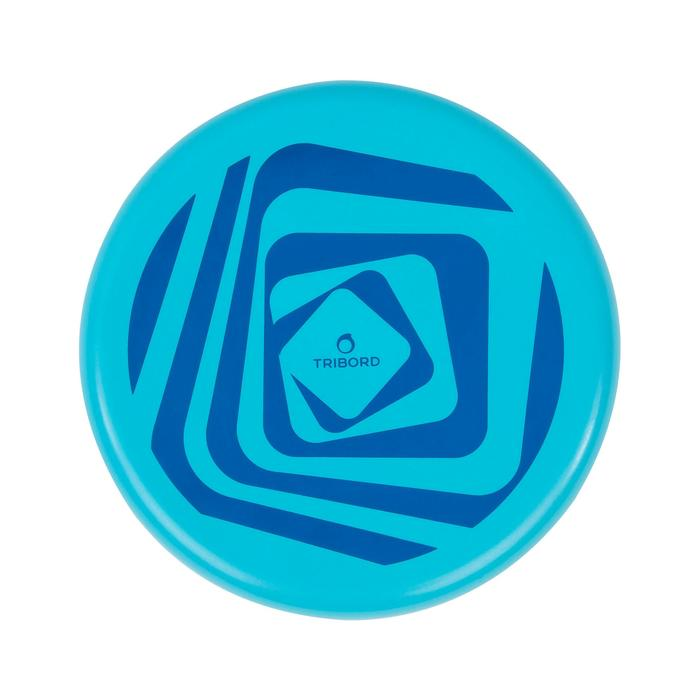 Disque volant DSoft loop bleu