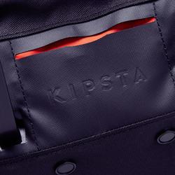 70-Litre Sports Roller Bag Essential - Grey/Red