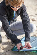 STUNT KITE & ACCESSORIES Kiting - Izypilot 160 - Green ORAO - Kiting
