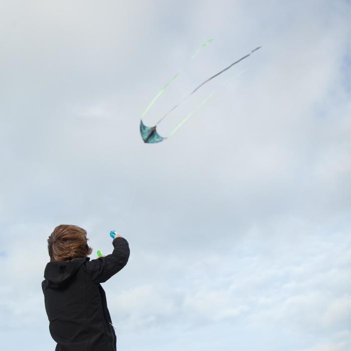 2-in-1 vlieger (niet-bestuurbaar & bestuurbaar) Izypilot 160 groen