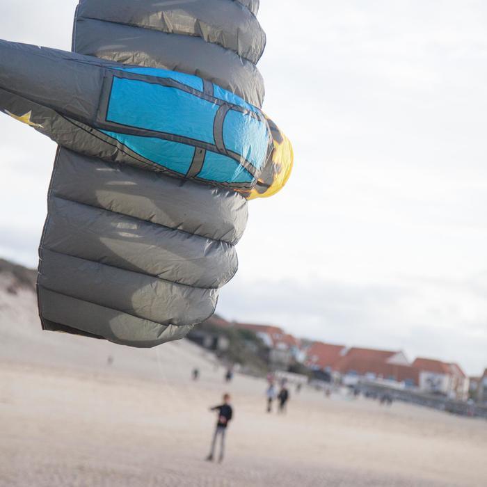 """CERF- VOLANT PILOTABLE """"3D PLANE 180"""" pour enfants - coloris  Aventure - 1299738"""
