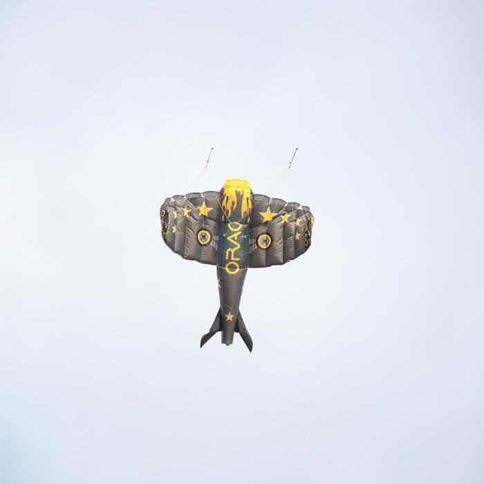 Lenkdrachen 3D Plane 180 für Kinder Aventure