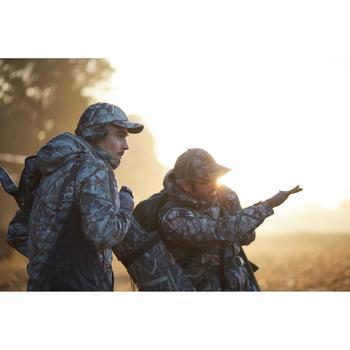 Warme jagerspet Actikam met camouflage