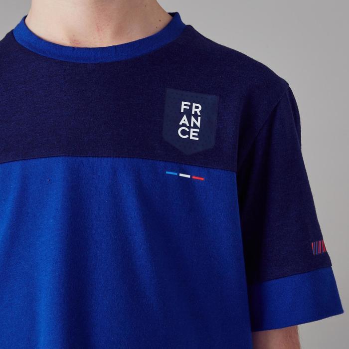 T-shirt de football enfant FF100 France - 1299797