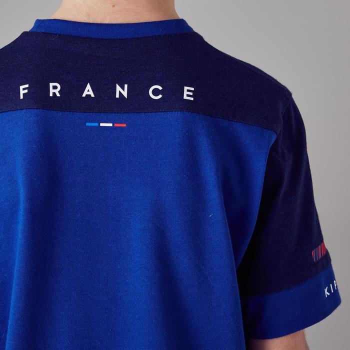 T-shirt de football enfant FF100 France - 1299801