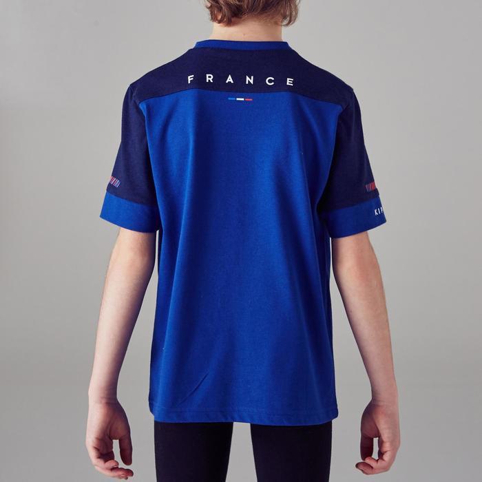 T-shirt de football enfant FF100 France - 1299804