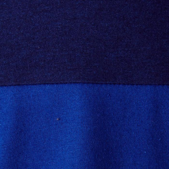 Voetbalshirt voor kinderen FF100 Frankrijk blauw
