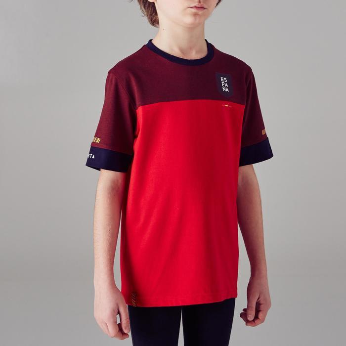 T-shirt de football enfant FF100 Espagne - 1299809