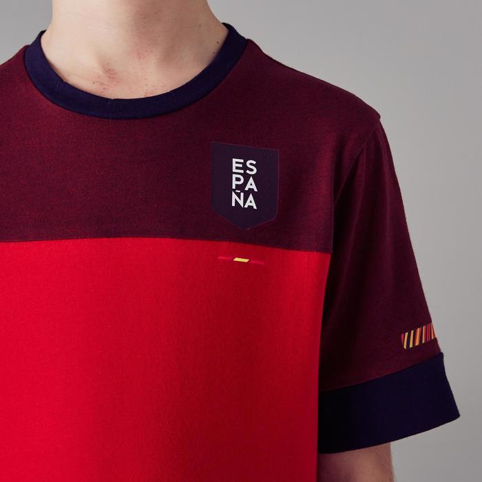 Fußballtrikot FF100 Spanien Kinder