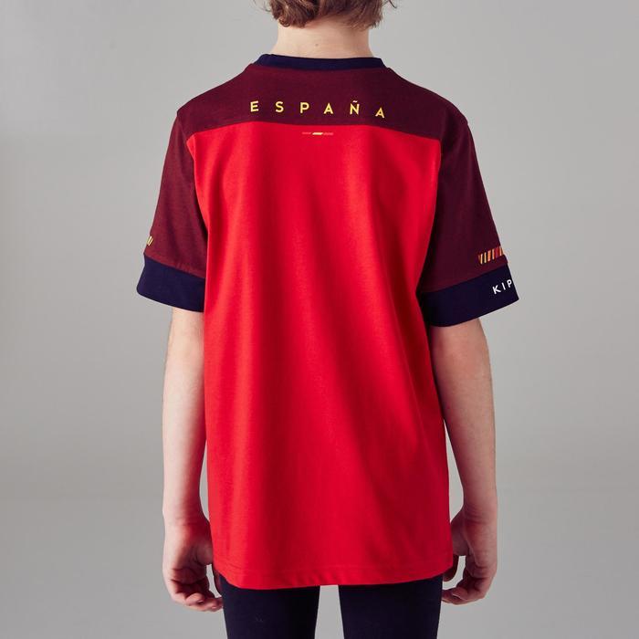 T-shirt de football enfant FF100 Espagne - 1299813