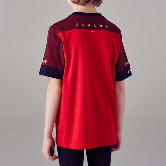T-shirt de football enfant FF100 Espagne - 1299816