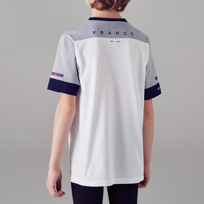 T-shirt de football enfant FF100 France - 1299818
