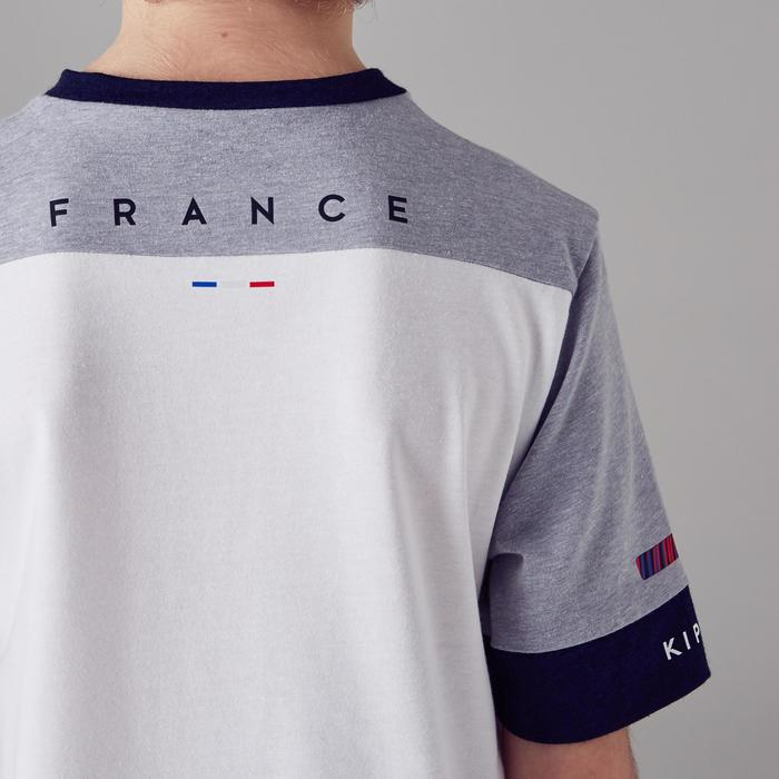 T-shirt de football enfant FF100 France - 1299827