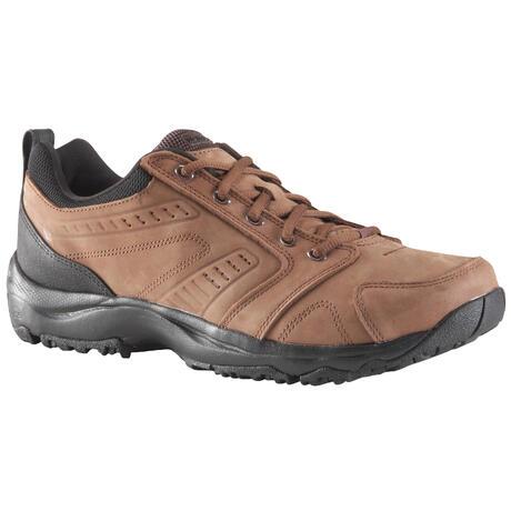Chaussures Cuir Homme Marche Sportive Confort Nakuru Marron qUzVMSp