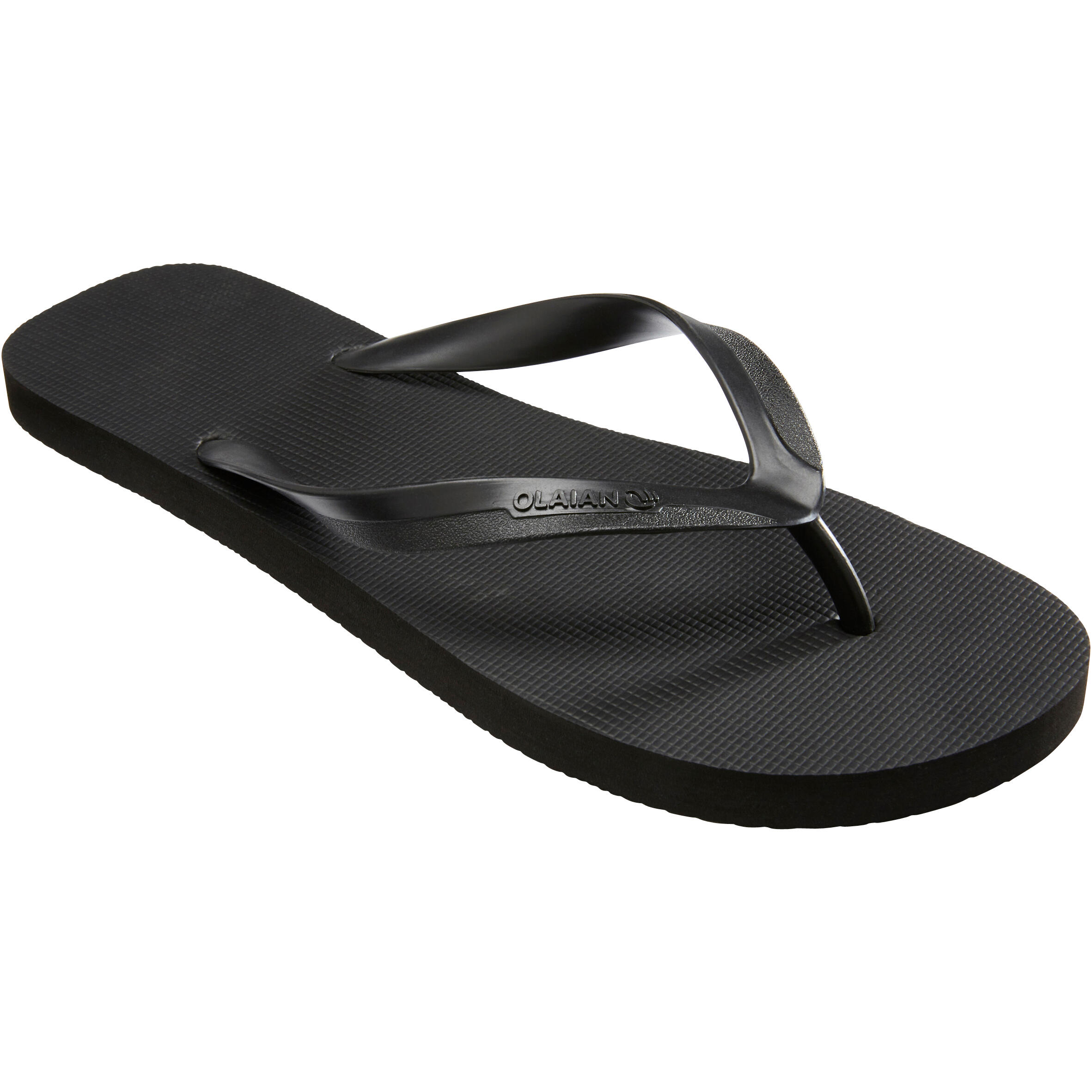 TO 50 M Men's Flip-Flops - Black