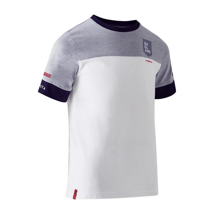 T-shirt de football enfant FF100 Angleterre - 1300011