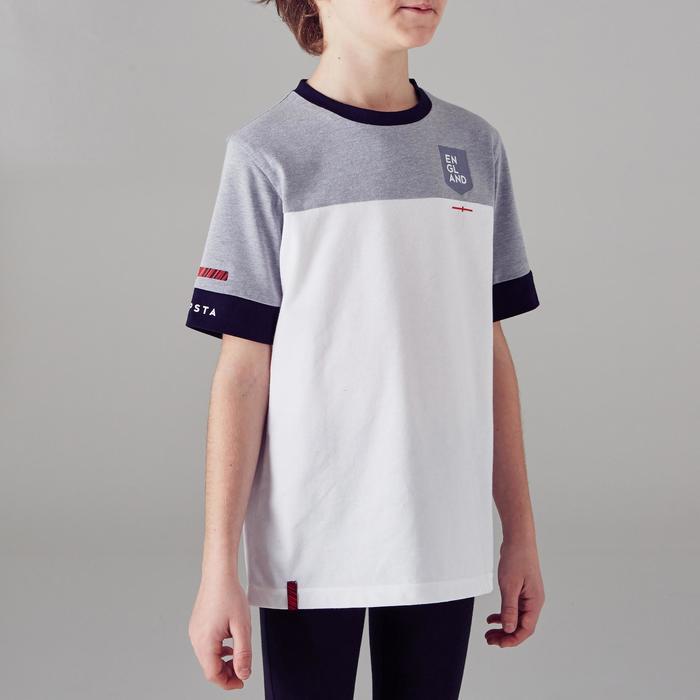 T-shirt de football enfant FF100 Angleterre - 1300017