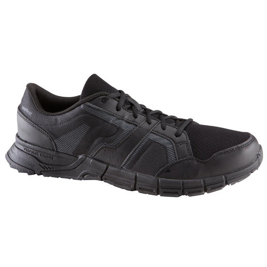 Herensneakers Propulse Walk 100 zwart - 130002