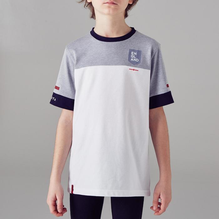 T-shirt de football enfant FF100 Angleterre - 1300020