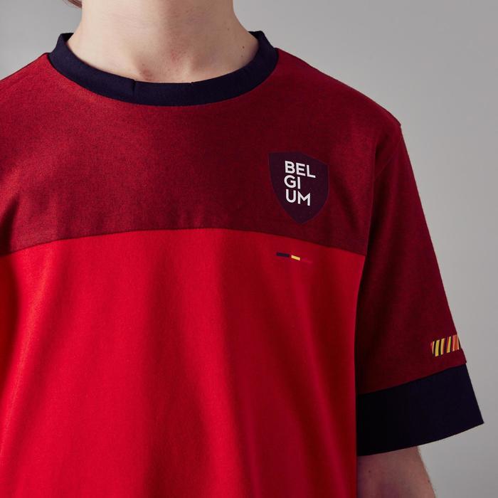 T-shirt de football enfant FF100 Belgique - 1300021