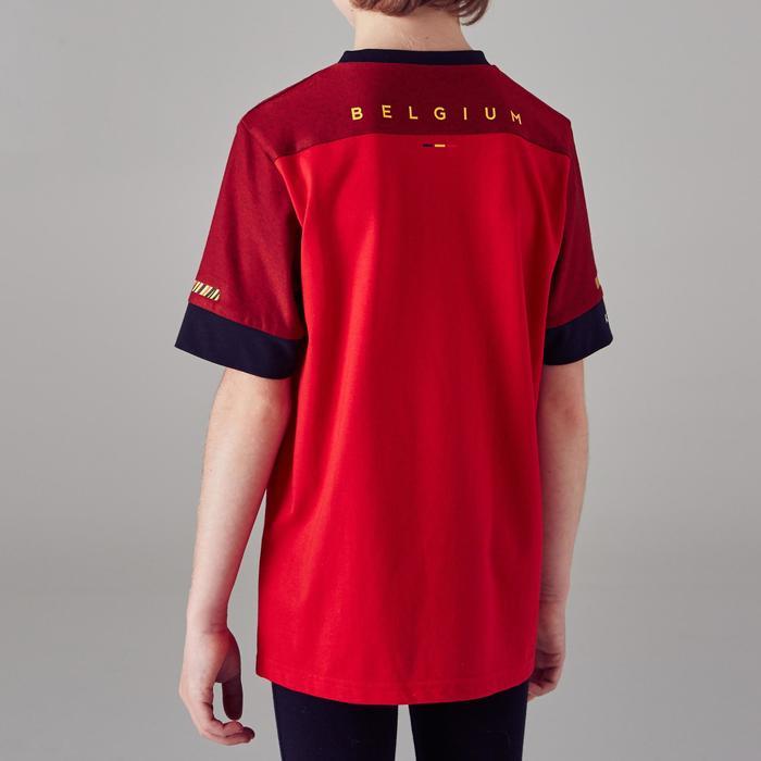 T-shirt de football enfant FF100 Belgique - 1300022