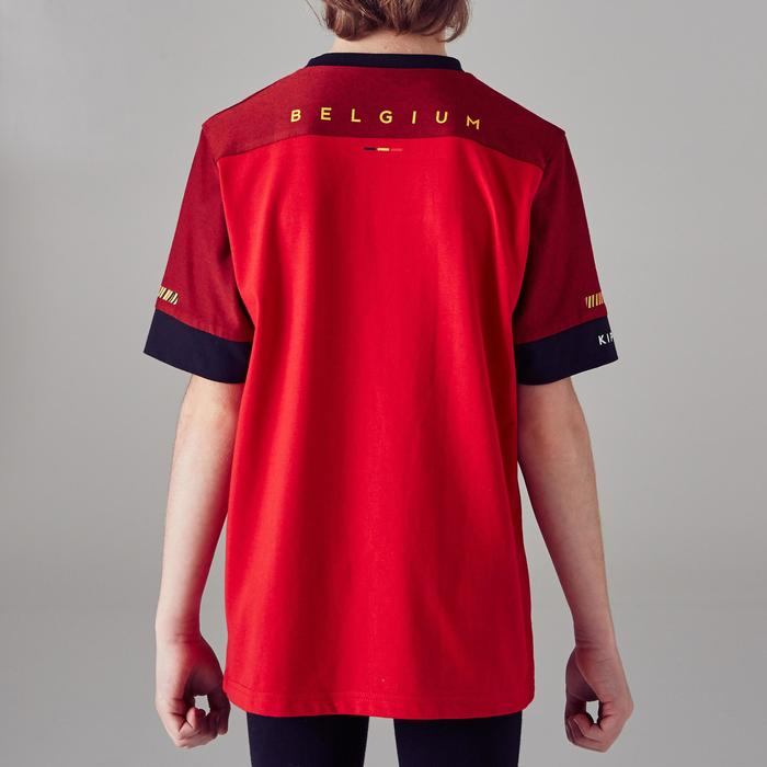 T-shirt de football enfant FF100 Belgique - 1300026