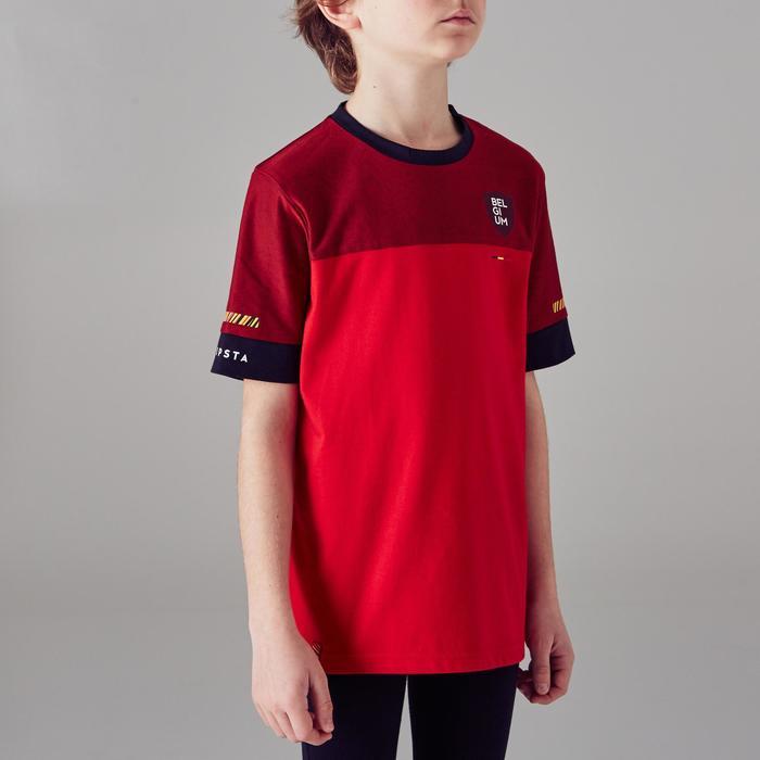 T-shirt de football enfant FF100 Belgique - 1300028