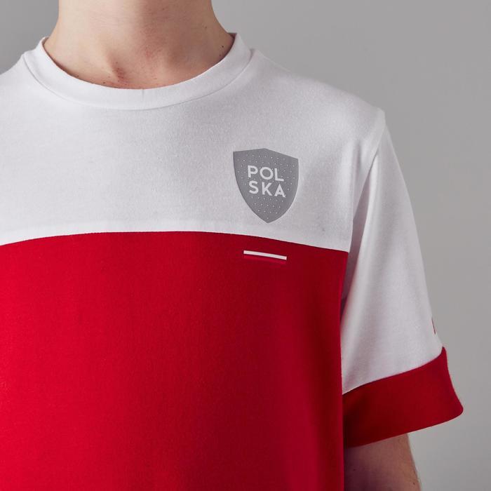 Fußballshirt FF100 Kinder Polen