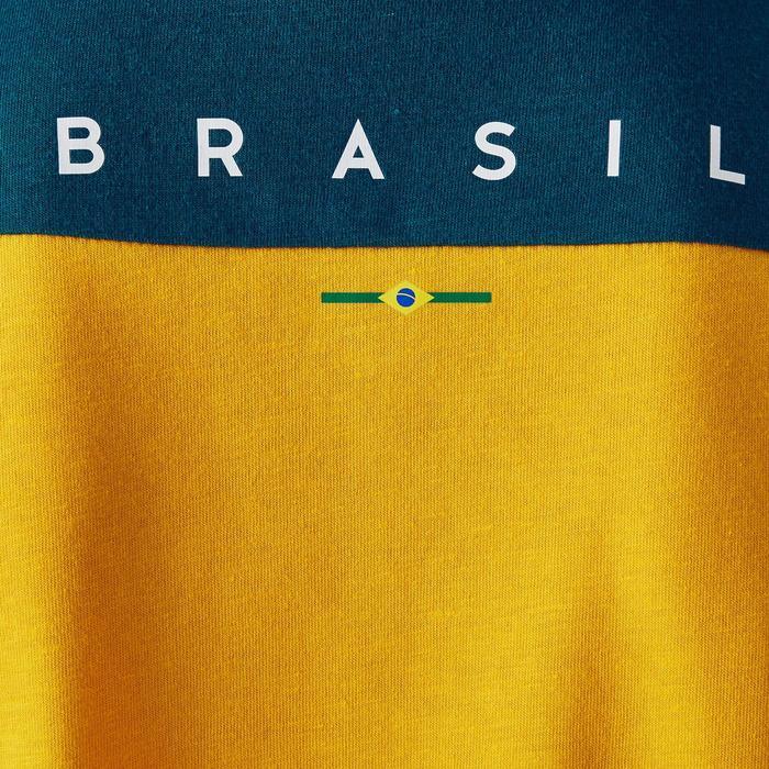 T-shirt de football enfant FF100 Brésil - 1300148