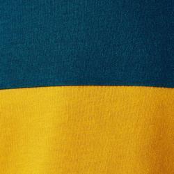 Camiseta de Fútbol niños Kipsta FF100 Brasil amarillo verde
