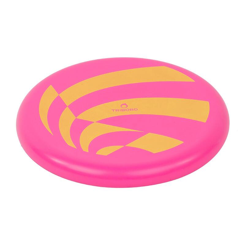 Frisbee DSoft drapeau rose