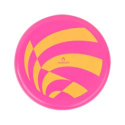 Wurfscheibe D Soft Flag rosa