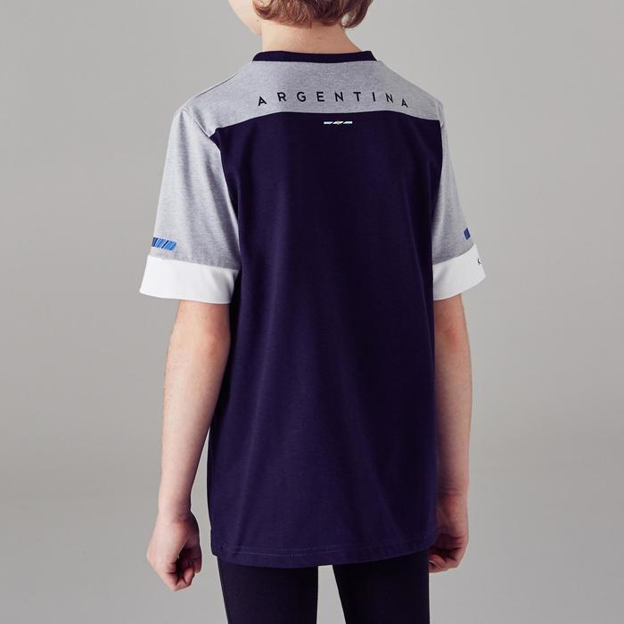 Camiseta de fútbol para niño FF100 Argentina