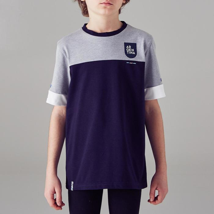 T-shirt de football enfant FF100 Argentine