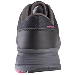 Damessneakers Propulse Walk zwart/roze - 130024