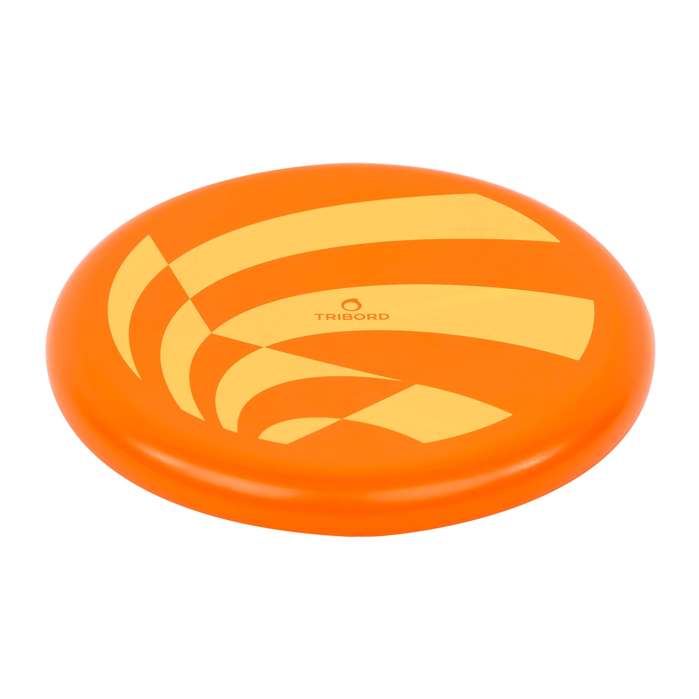 Frisbee DSoft flag naranja
