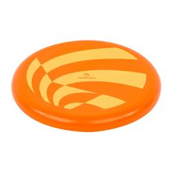 Wurfscheibe DSoft Flag orange