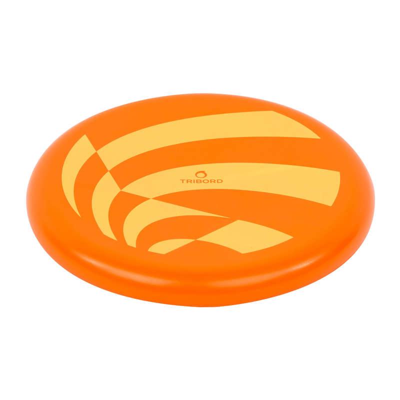 ДИСКИ И БУМЕРАНГИ Все товары для серфинга и вейкбординга... - Мягкий летающий диск Dsoft  OLAIAN - Бутик