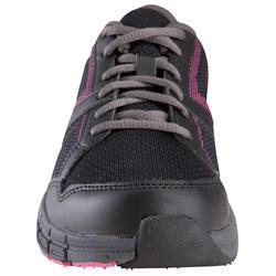 Damessneakers Propulse Walk zwart/roze - 130025
