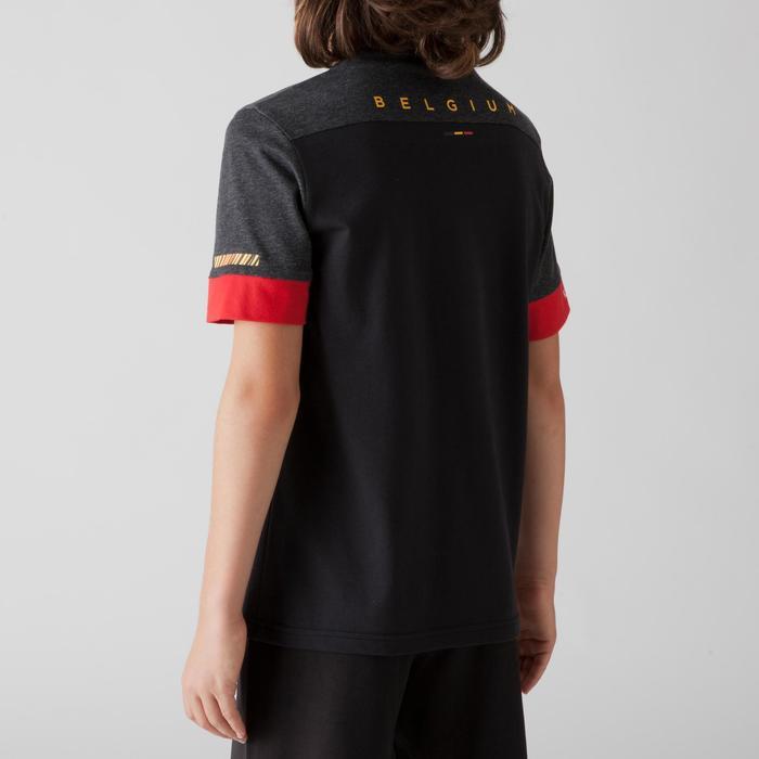 T-shirt de football enfant FF100 Belgique - 1300258